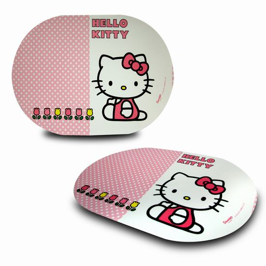 HELLO KITTY TULIP 1 PLACEMAT