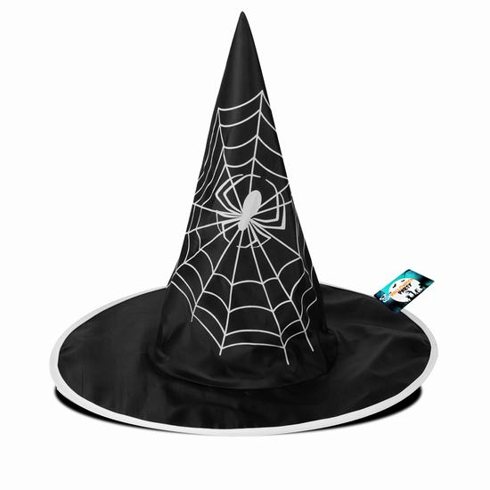 WITCH HAT (SPIDER WEB'S) D36cm